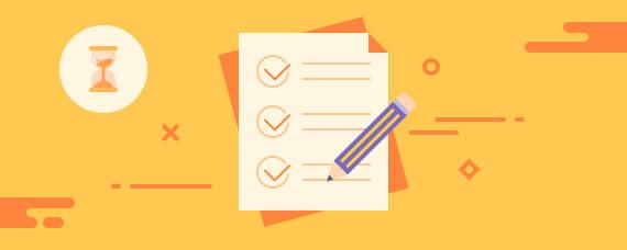 2019年10月陜西自考什么時候考試?