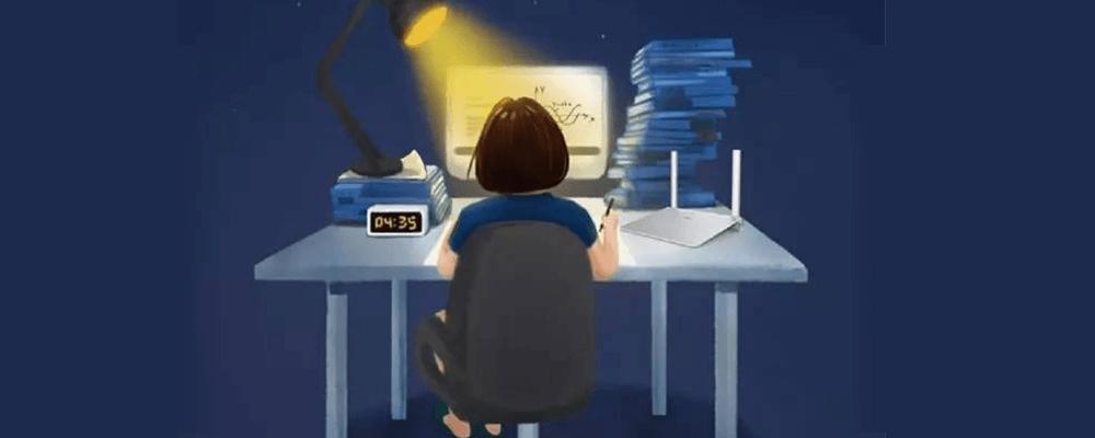 自學考試前夕怎样集中精力专心复习?